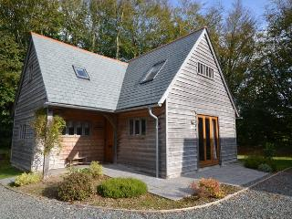 PENDW Log Cabin situated in Boscastle (5mls SE)