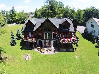 Premiere 8 Bedroom Deep Creek Lakefront Home is waiting your arrival!