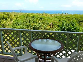 Enjoy Amazing Caribbean Sea Views from a Spacious Breezy Wrap-Around Balcony & Deck