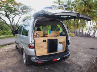 Costa rider campervan, Alajuela
