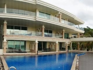 Penthouse Phuket Thailand panoramic sea view, Kata Beach