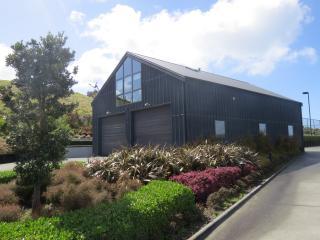 The Barn apartment - western aspect