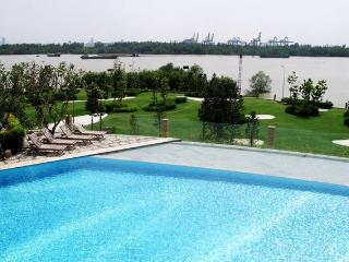Beautiful 2-bedroom apartment on Diamond Island, Ho-Chi-Minh-Stadt