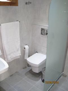 Dusk bathroom