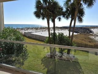 Just $119/nt thru 9/30. One-br 2nd floor Gulf-front Regency Towers., Pensacola Beach