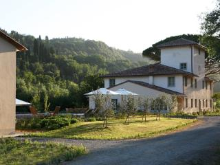 Villa Valle, Forcoli