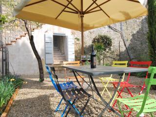 Appartament Giardino, centro storico, Lucignano