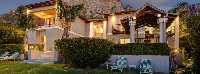 Exotic luxury villa in Cape Town, 12 people, Ciudad del Cabo Central