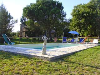 Villa Maurizia, Bagnoregio