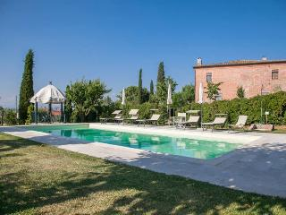 Villa Abbadia, Montepulciano