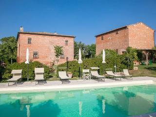 Villa Abbadia, Abbadia di Montepulciano