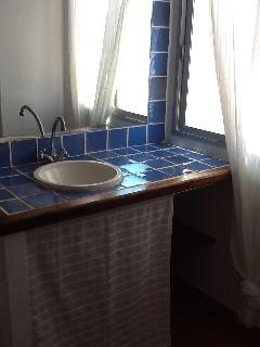 salle d'eau 2ème étage avec douche