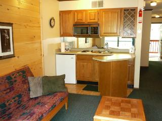 Canyon Creek Condo #232 - 1 Bed Condo near Casino, Ruidoso