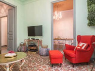 Luxury Flat in Barcelona w/ Lift,WIFI,AC