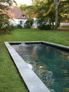 Notre piscine mise à disposition de nos visiteurs