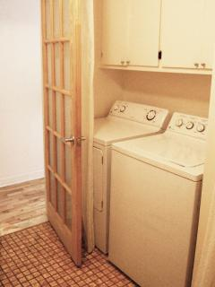 washing machine and dryer (saop provided)