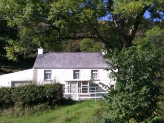 """Bridge House"" The Glen Glenties Donegal Ireland"