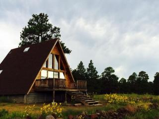 A-Frame Mountain View Cabin in a National Forest, Flagstaff