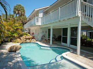 Lushly Landscaped Two Bedroom Pool Duplex ~ RA43381, Holmes Beach