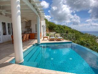 Palms at Morningstar at Estate Bakkero, St. Thomas - Ocean View, Pool