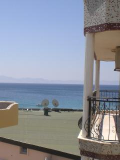 Balcony Front Sea View
