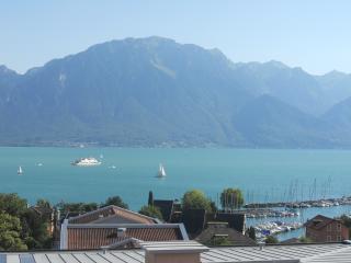 Holiday app. 3.5 super Montreux Clarens