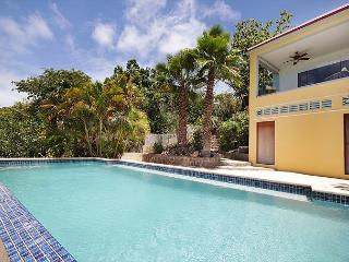 Kismet: wonderful 5 bedroom villa at Oyster Pond   Island Properties