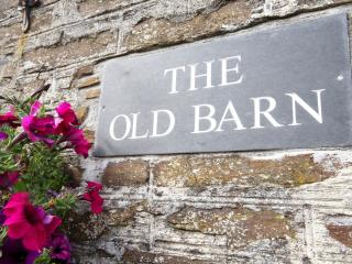 The  Old Barn, Tintagel