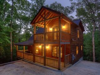 North GA Vacation Cabin in Gated Community - Dog Friendly!, Ellijay
