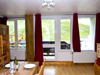 Ski apartment for 4 people, Tignes Val Claret