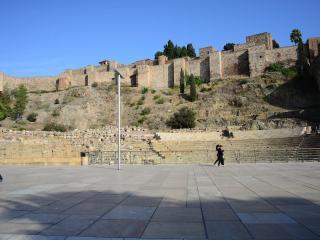 Ático en el centro de Málaga