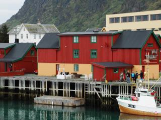 Skjæret rorbu, Lofoten Islands