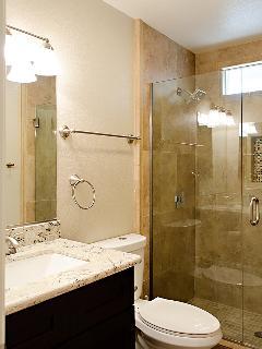 Bathroom 1 in the Master Bedroom