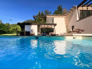 Modern style villa with private pool, Verbania