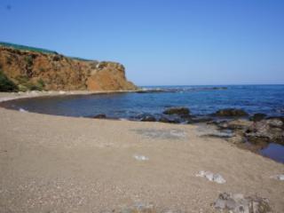 la Ensenada de la playa