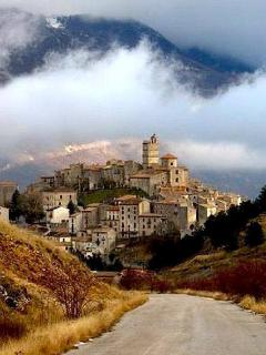 Abruzzo - the land of the castle and misterious