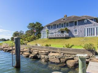 KEEFJ - Historic Waterfront Home Located just 1 Mile from Oak Bluffs Center, Pri