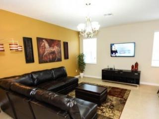Stunning New 5 Bedroom 4 Bathroom Pool Home in Veranda Palms. 2616SC, Orlando