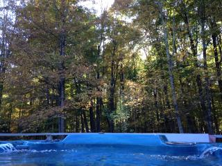 Woodstock-Pool, Hot Tub, Stream; 7 Acres; Hike&Ski