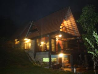 At night view