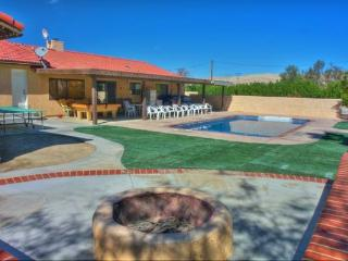 10 BR Ranchette, Pool & All Toys-Palm Desert Area - (XR554)