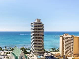 Waikiki Banyan Tower 1 Suite 2214, Honolulu