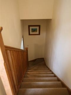 Stairs to Lower floor Bedrooms and Bathrooms