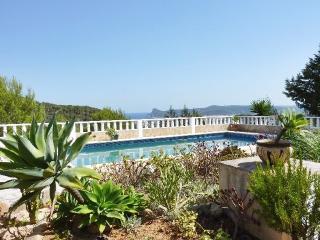 Gemütlihes Haus mit Meerblick, Ibiza