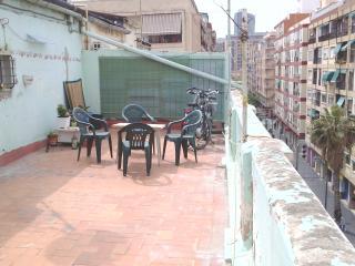 25€ piso de 5 minutos de metro, Valencia