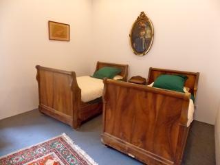 la faisanderie - la chambre du sénateur, Villebois-Lavalette