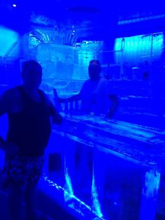 Coolest bar in hurghada - sub zero at south beach