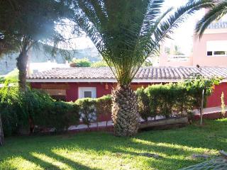 La casita del jardín, Cabo de Palos