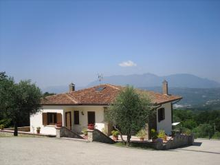 VILLA RENTAL  RURAL CAMPANIA