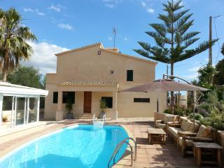 RESPIRE TRANQUILIDAD Preciosa Casa Rural,bbq,swim, Santa Maria del Cami
